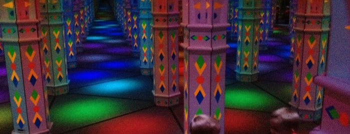 Amazing Mirror Maze is one of Fun with Kids in Twin Cities.