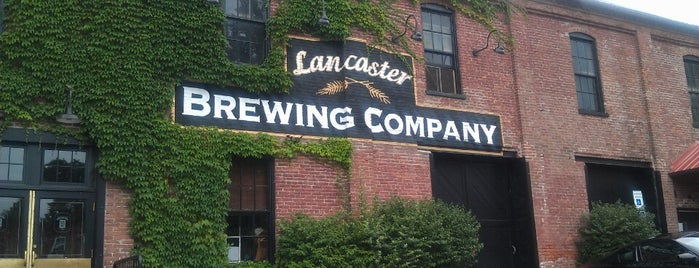 Lancaster Brewing Company is one of Places to Try Near Home.