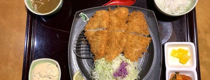 하나돈까스 is one of Busan.
