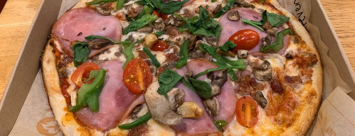Blaze Pizza is one of Tom's Pizza List (Best Places).