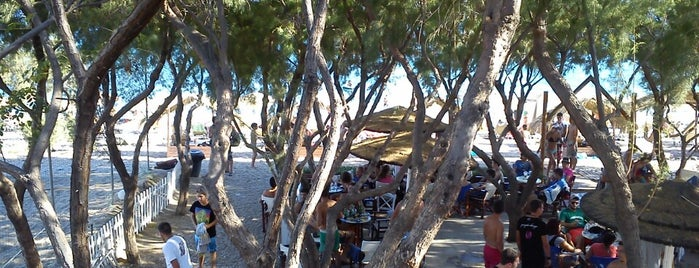 Nostos Beach Bar Votsalakia is one of samos.