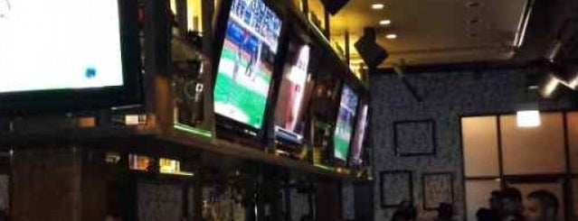 Public House is one of Sports Bars.