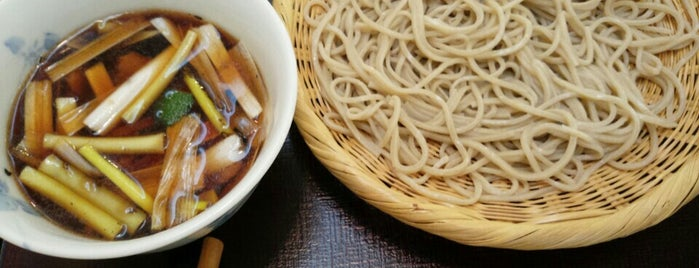 Irakuan is one of ミシュランガイド掲載蕎麦屋(広島).