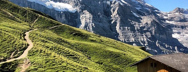 Kleine Scheidegg is one of Roam the Planet.