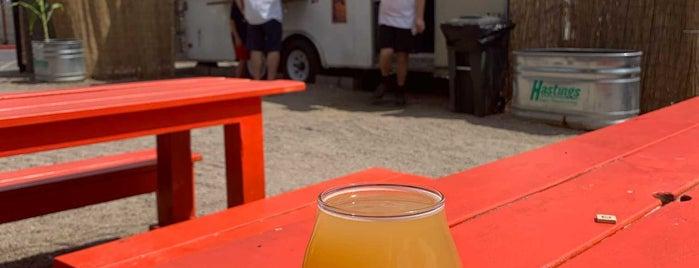 St. Elmo Brewing Company is one of Best of Austin/San Antonio.