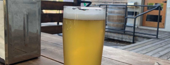 Oddwood Ales is one of Austin.