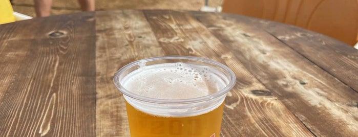 Cosmic Coffee + Beer Garden is one of ATX.