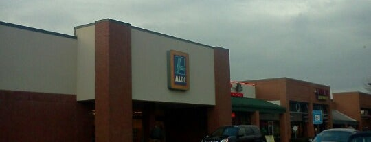 ALDI is one of Reg places.