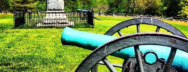 Bull Run Battle Field is one of Date Spots.