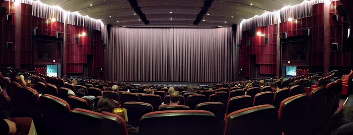 Cinerama is one of A Weekend Away in Seattle.