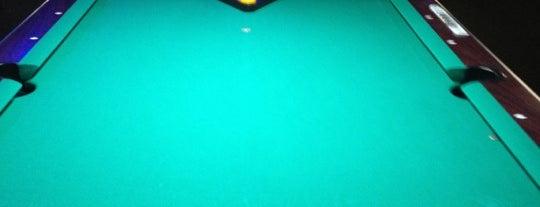 Metro Sportz Bar & Billiards is one of Cash Only.