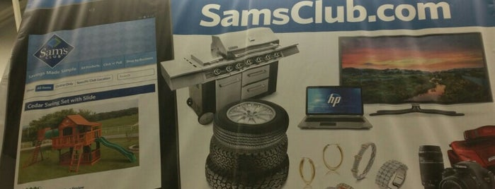 Sam's Club is one of Posti che sono piaciuti a Kim.