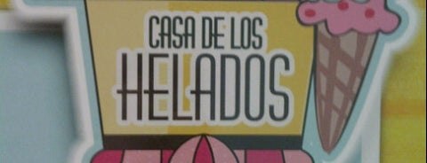 La Casa de los Helados is one of Alex: сохраненные места.
