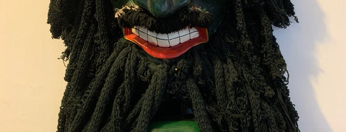 Ambalangoda National Mask Museum is one of Christineさんのお気に入りスポット.