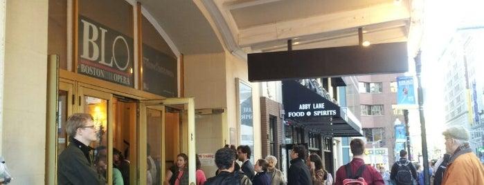 Citi Performing Arts Center Shubert Theatre is one of Lieux qui ont plu à Julia.