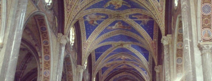 Basilica di Santa Maria sopra Minerva is one of Rome / Roma.