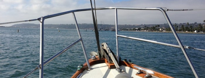 San Diego Sailing Tours is one of San Diego 2013.