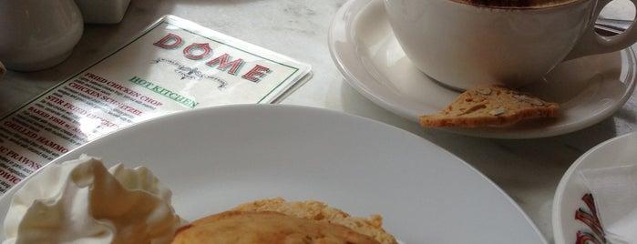 Dôme Café is one of Locais curtidos por Arwa.