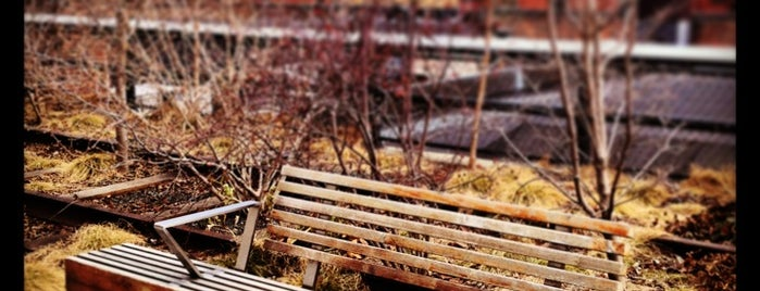 High Line is one of New York: Where to Go.