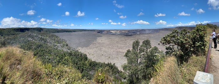 Steaming Bluff Overlook is one of Big island Hawaii.