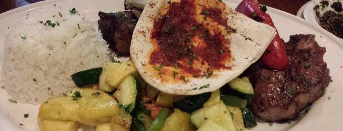 Casablanca Mediterranean Cuisine is one of Favorite Troughs.