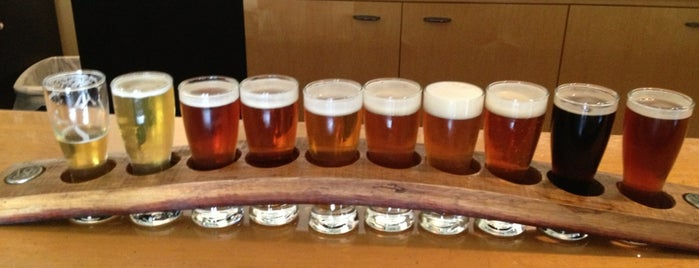 Napa Smith Brewery is one of Craft Beer.
