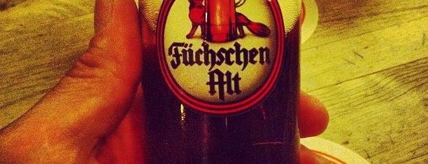 Brauerei im Füchschen is one of Top 15 Orte der Düsseldorfer.