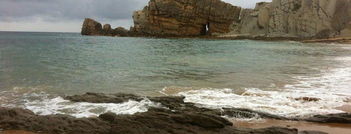 Playa De Portio is one of Playas de España: Cantabria.