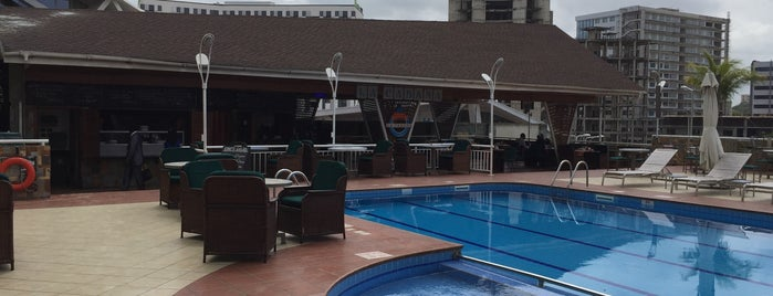 La Cabana Pool Bar is one of Magnus's Saved Places.