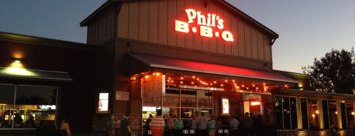Phil's BBQ is one of CALIFORNIA\VEGAS_ME List.