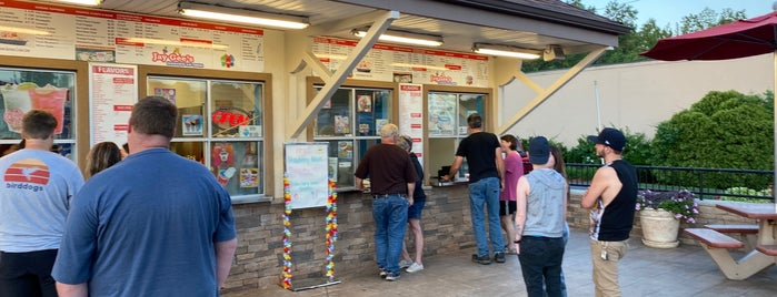 Jay Gee's Ice Cream (Salem) is one of MA favorites.