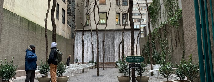 Waterfall Plaza is one of Midtown East.