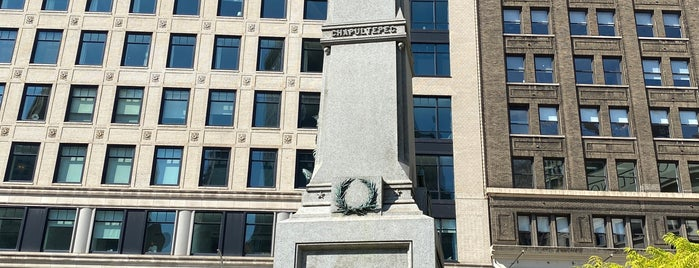 General Worth Monument is one of Atlas Obscura NYC.