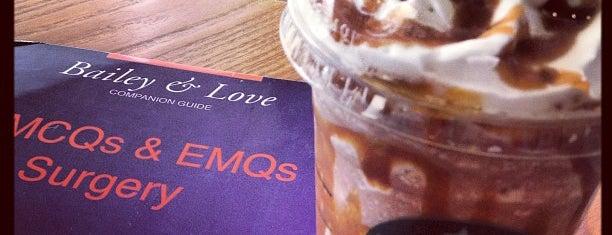 Starbucks is one of Favorites in Egypt.