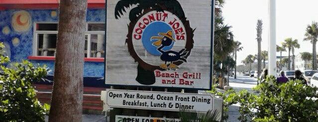 Coconut Joe's Beach Grill is one of Charleston 2021.