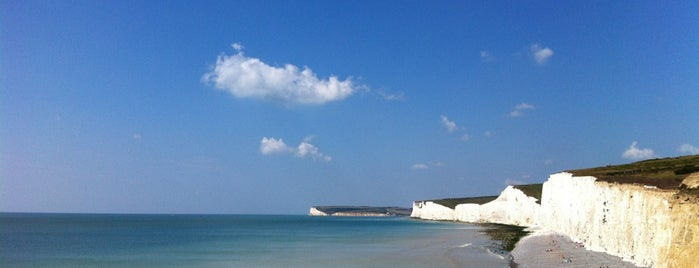 Birling Gap is one of Lieux sauvegardés par Sevgi.