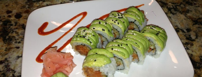 AKI Sushi is one of Clearwater.
