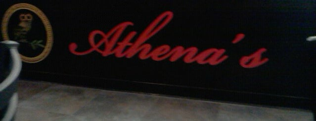 Athena's is one of Diners, Drive-Ins & Dives 1.