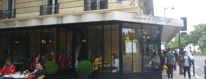 Brasserie de la Tour Eiffel is one of David 님이 좋아한 장소.