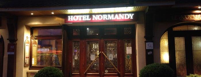Normandy is one of David 님이 좋아한 장소.
