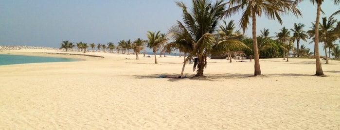 Al Mamzar Beach Park is one of Locais curtidos por Pure ❤️.