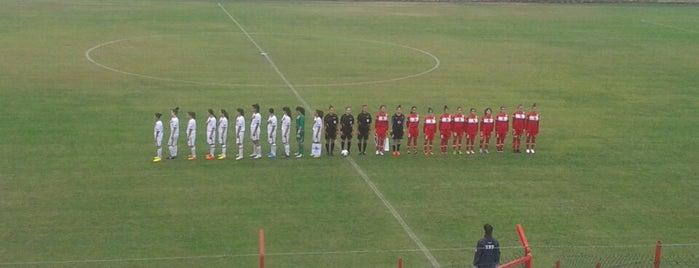 Mudanyaspor Kent Stadyumu is one of E.H👀さんのお気に入りスポット.
