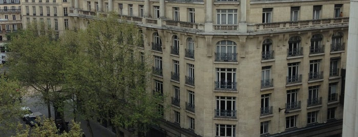 Millennium Hôtel Paris Opéra is one of Orietta: сохраненные места.