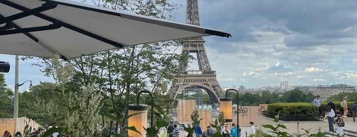 La Girafe is one of Terrasse Paris.