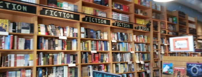 Parnassus Books is one of Things to Do.