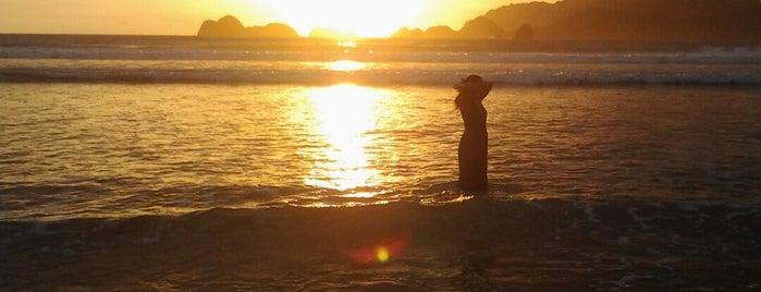 Red Island Beach is one of Java / Indonesien.