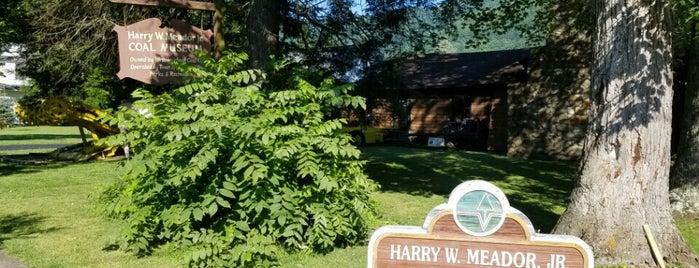 Harry W. Meador Jr. Coal Museum is one of Virginia.