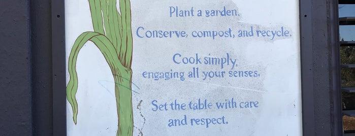 Edible Schoolyard is one of Berkeley.