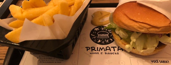 Primata Wings & Burgers is one of CH to do list.