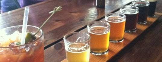 Lexington Avenue Brewery is one of Asheville.